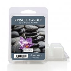 Vax Melts Day Spa Kringle Candle