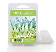 Vax Melts Dew Drops Kringle Candle