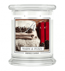 Warm & Fizzy 2-wick Kringle Candle