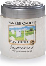 Fragrance Spheres Clean Cotton Yankee Candle