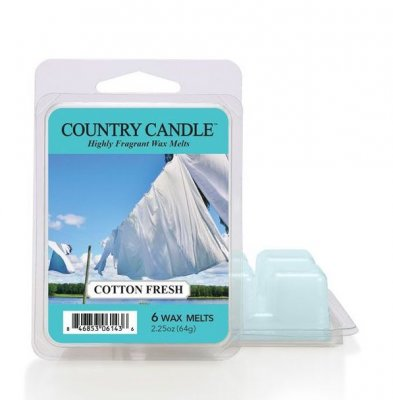 Vax Melts Cotton Fresh Kringle Candle