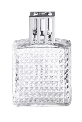 Doftlampa Diamant transparent Maison Berger