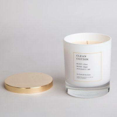 Doftljus Clean Cotton Sthlm Fragrance Supplier