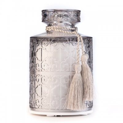Aroma Diffuser Grey tassel Sthlm Fragrance Supplier