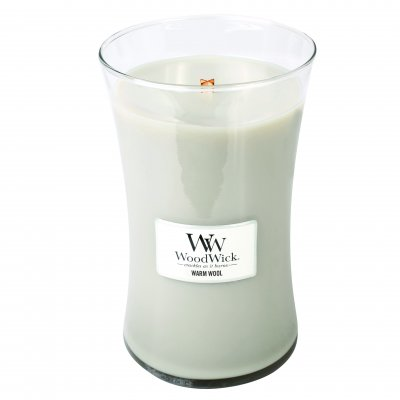 Wood Wick Warm Wool large