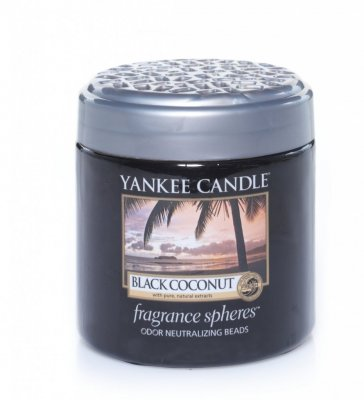 Fragrance Spheres Black Coconut Yankee Candle