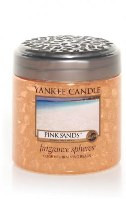 Fragrance Spheres Pink Sands Yankee Candle